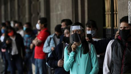 Mexico and parts of Brazil reopen after lockdown -- despite surging coronavirus cases