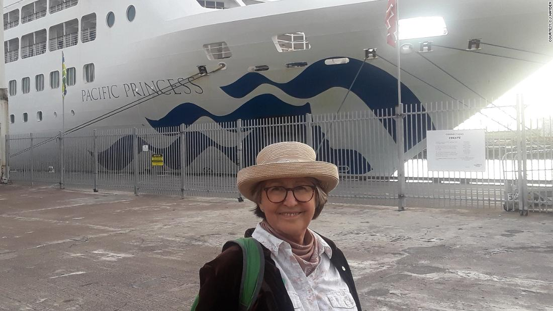 I was stranded at sea on a cruise ship. Now I'm owed $37,000