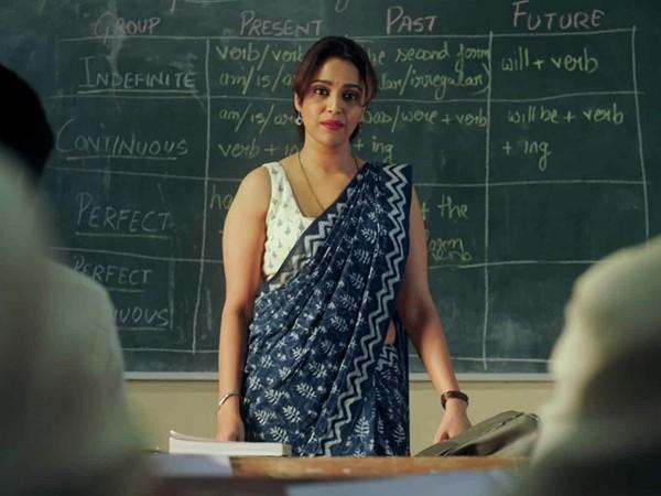 Swara Bhaskar in Rasbhari