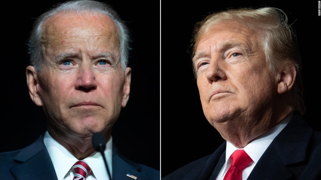 Biden slams Trump over reported bounties placed on U.S. troops