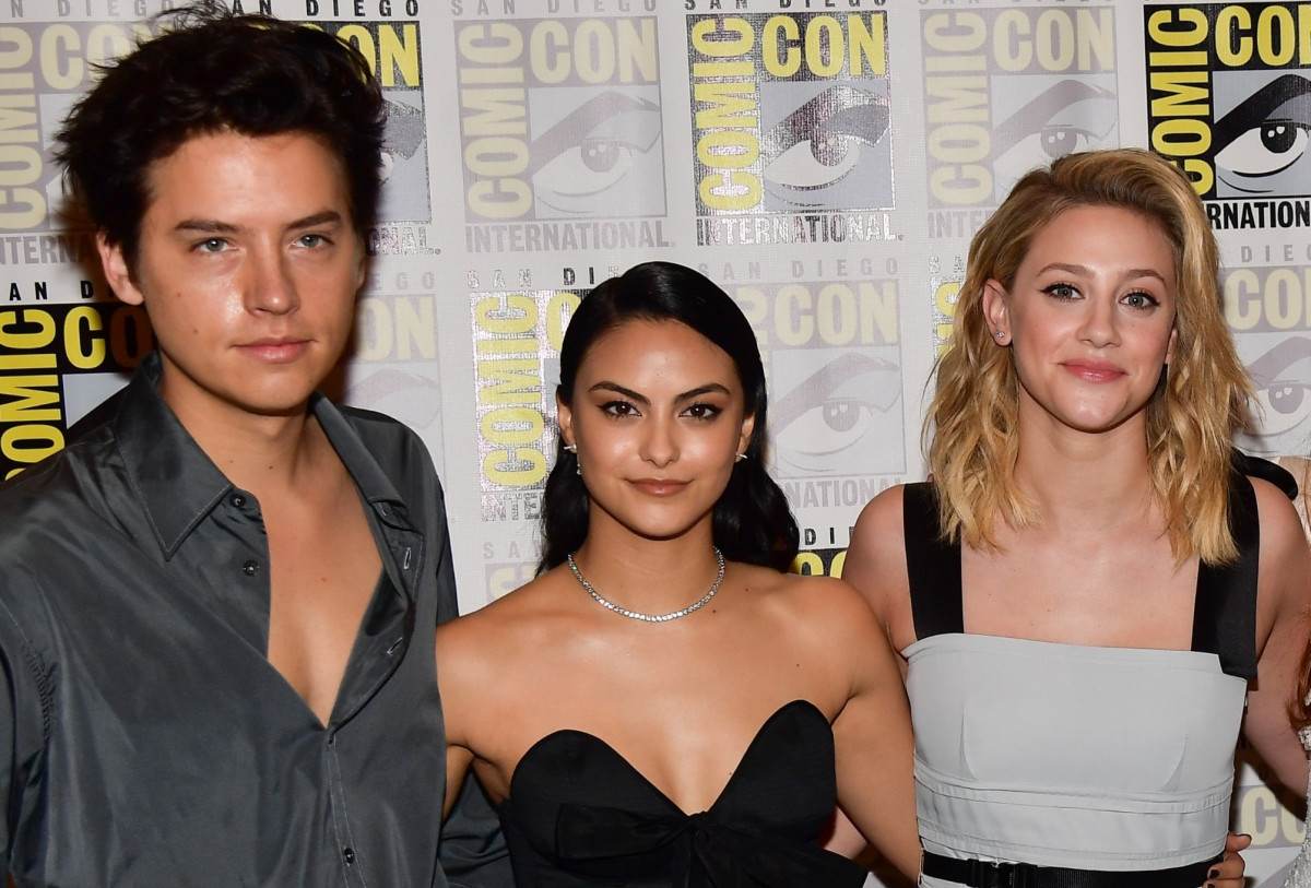 Camila Mendes defends 'Riverdale' co-stars accused of sexual assault