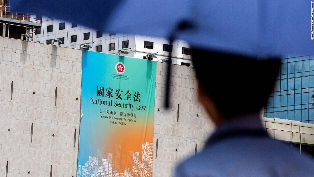 China passes sweeping Hong Kong national security law: report