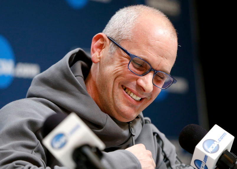 Dan Hurley 'pumped' UConn is back in the Big East