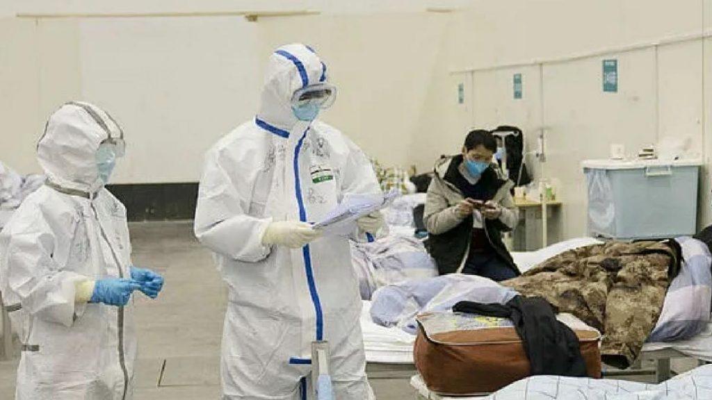 Indore doctor coronavirus death