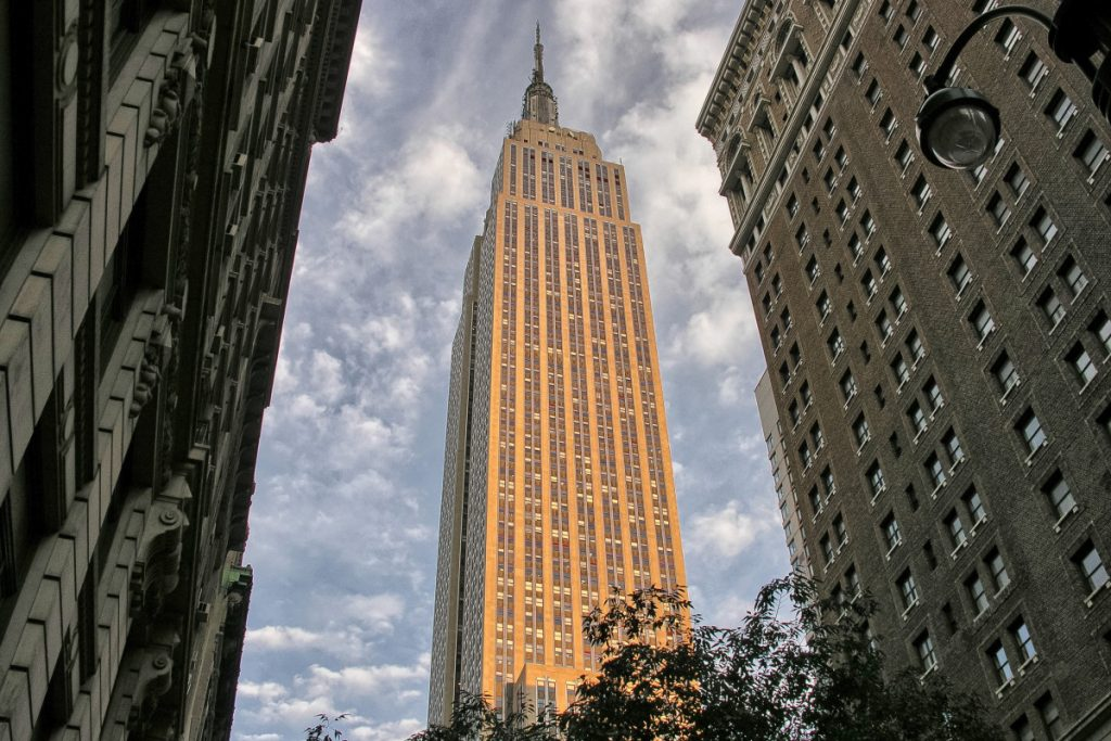 Empire State building preps for post-coronavirus reality