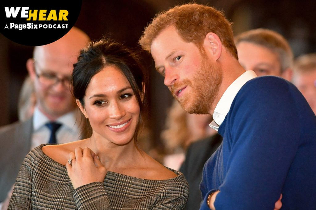 Harry and Meghan's speeches will cost you