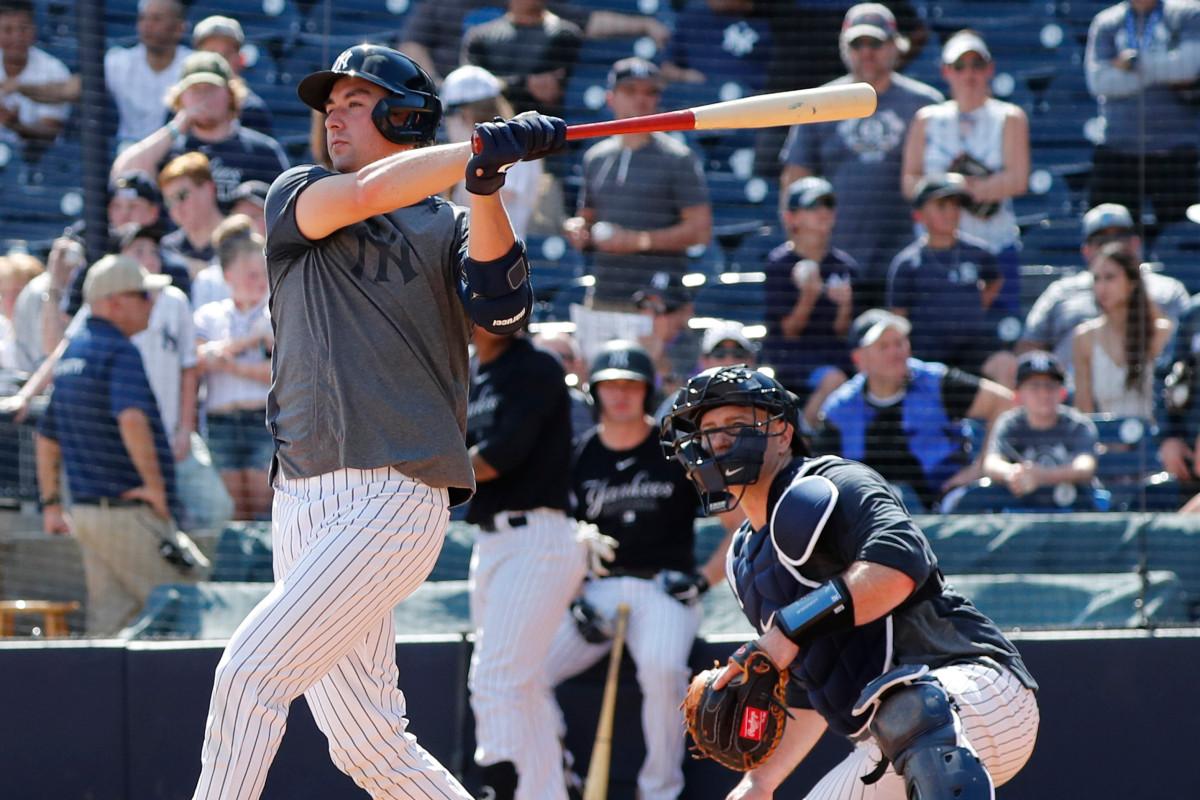 Kyle Higashioka's simple coronavirus strategy for Yankees' MLB restart