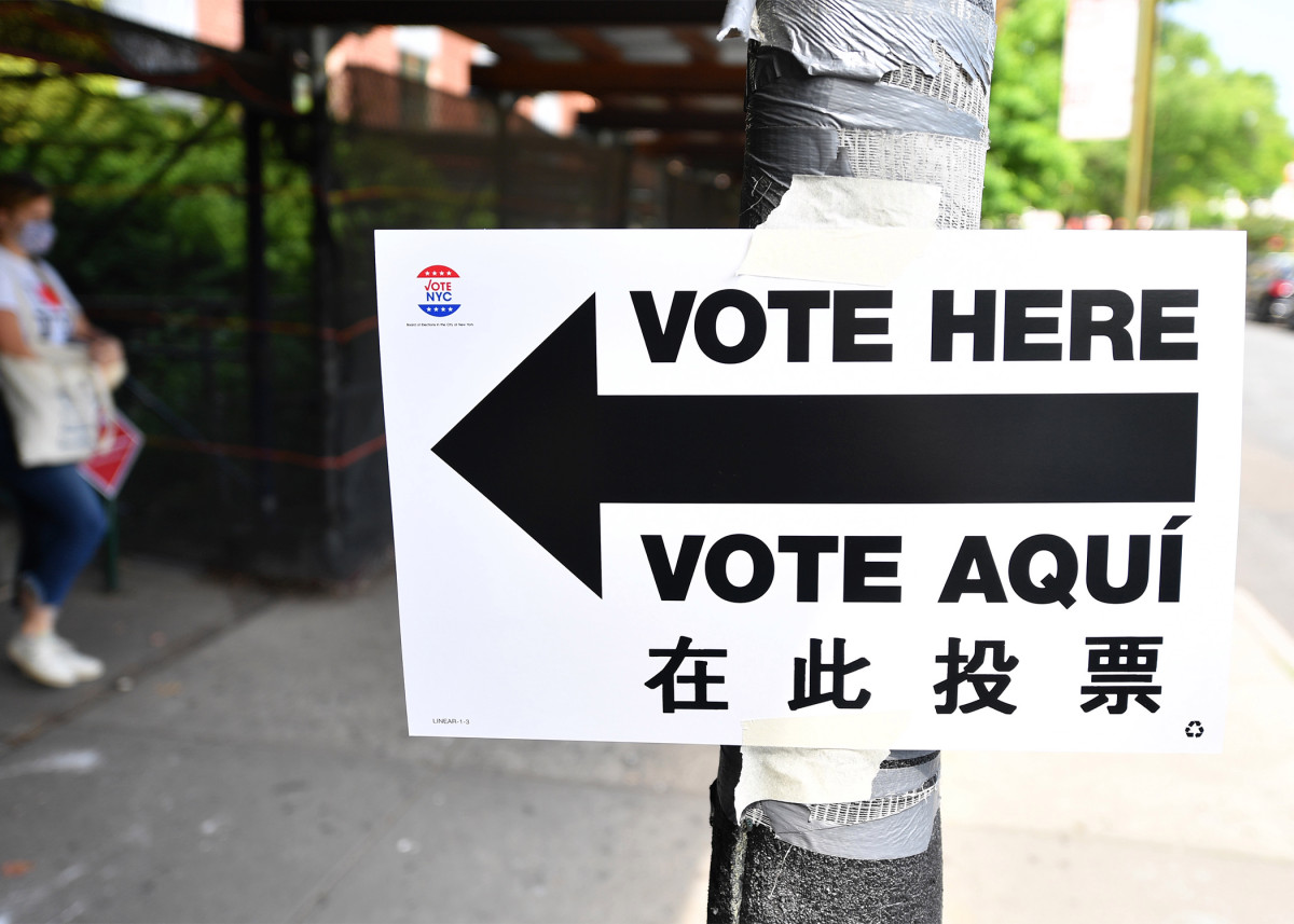 New York's messy primary shows November could be national nightmare