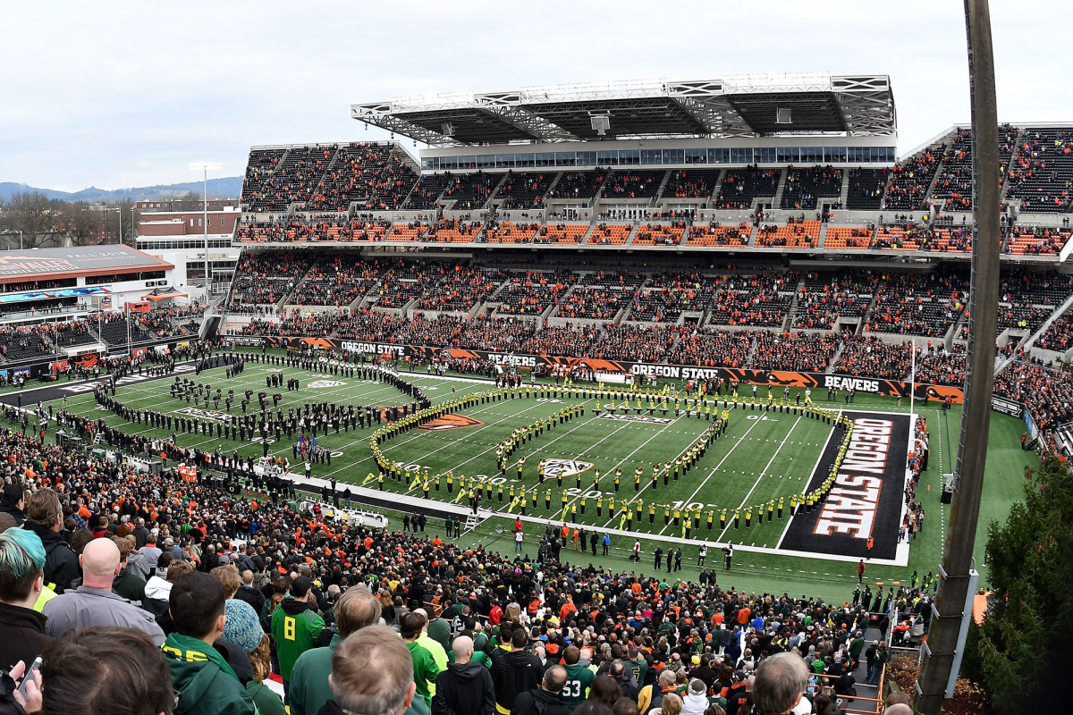 Oregon-Oregon State rivalry will drop 'Civil War' moniker