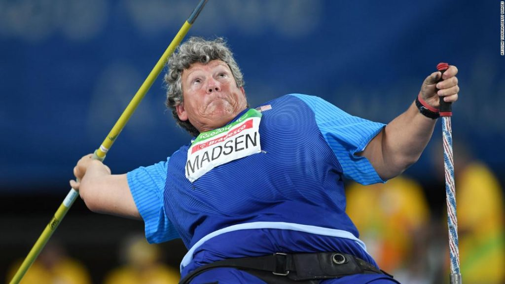 Paralympian Angela Madsen found dead while trying to row from California to Hawaii