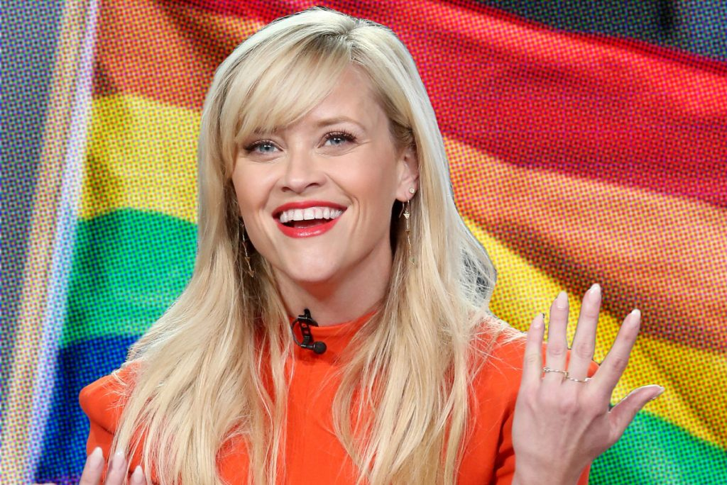 Reese Witherspoon didn't know about gay people until moving to L.A