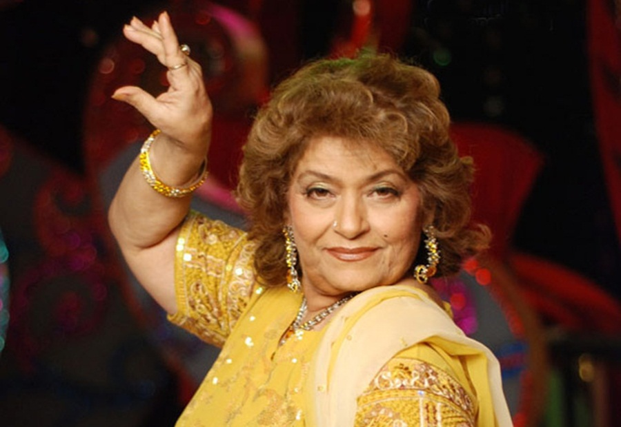 Saroj Khan hospitalised after choreographer complained of breathing issues
