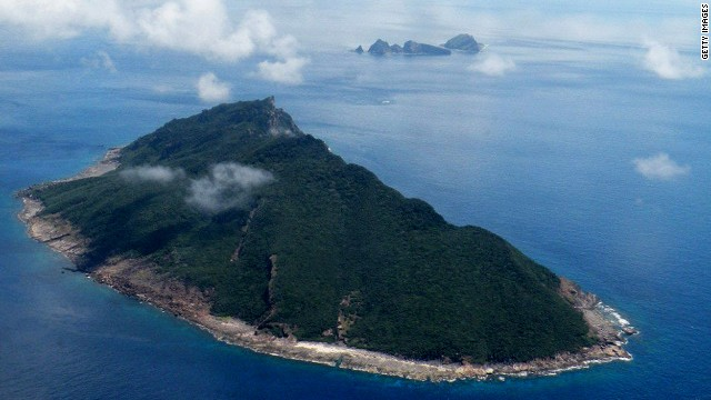 Senakaku/Diaoyu dispute: Japan votes to change status of islands also claimed by China