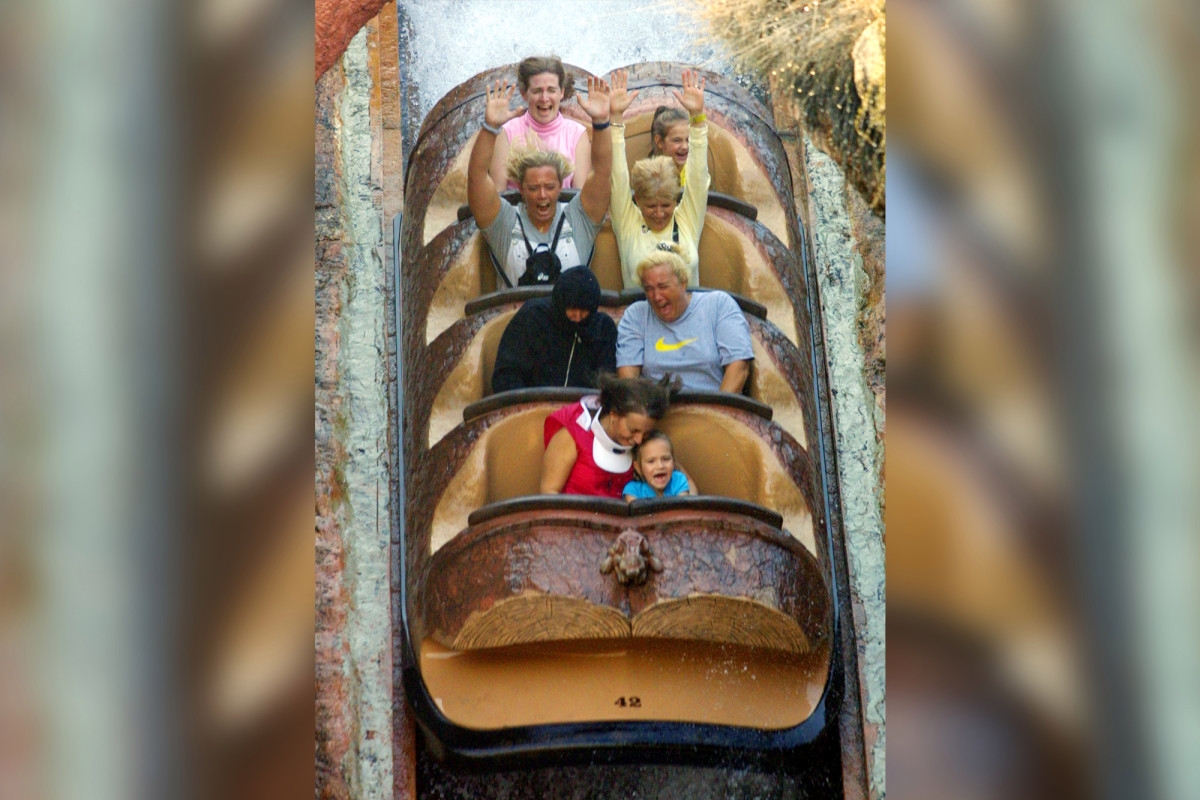 Splash Mountain will be redone with 'Princess and the Frog' theme after backlash