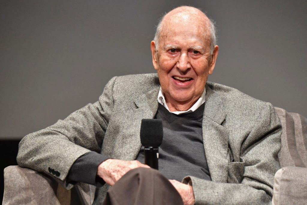 The world reacts to Carl Reiner's death