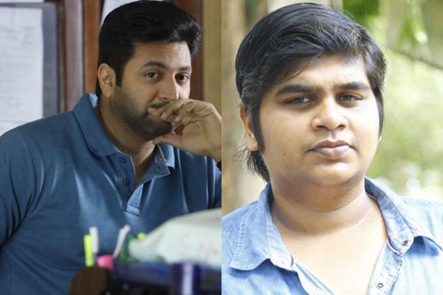 Jayam Ravi and Karthik Subbaraj
