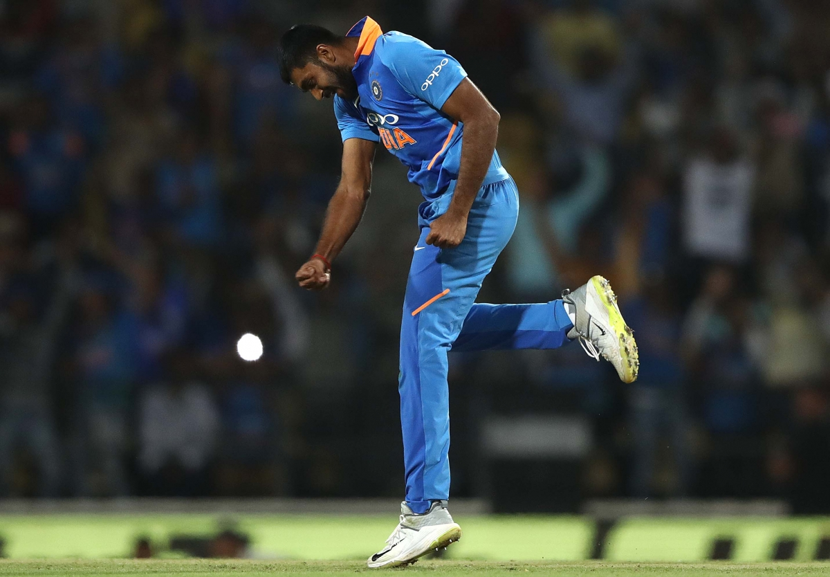 Vijay Shankar recalls World Cup debut: 'Abuse from fan was my first experience of an Indo-Pak game'