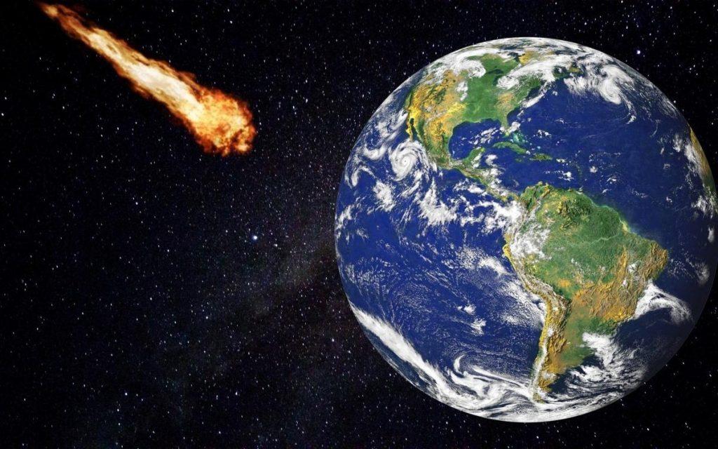 NASA is working on asteroid deflecting machine