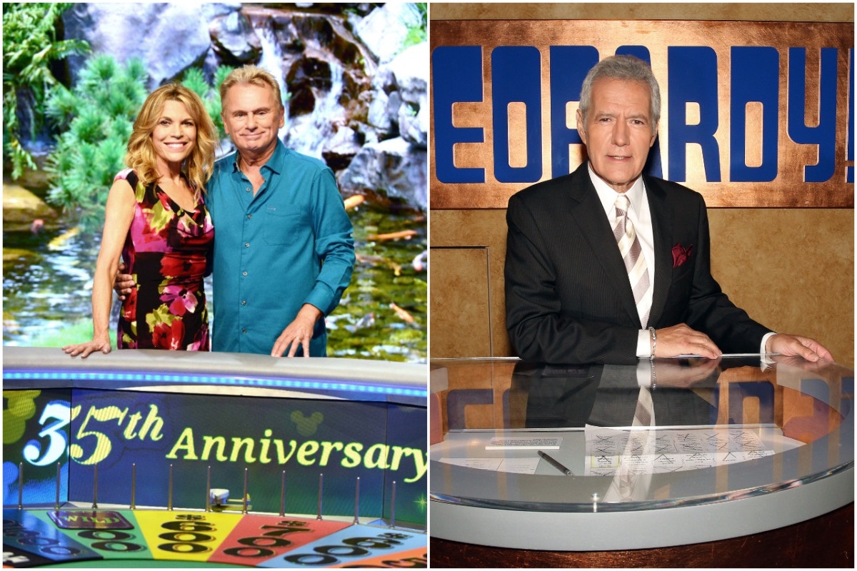 'Wheel of Fortune' and 'Jeopardy' Return to the Studio with Redesigned Sets