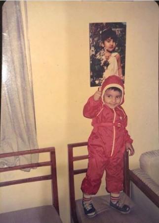 Ranveer Singh's Childhood