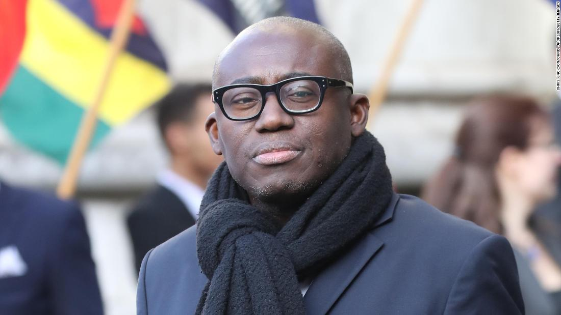 Edward Enninful, British Vogue editor, 'racially profiled' by security guard at magazine's offices
