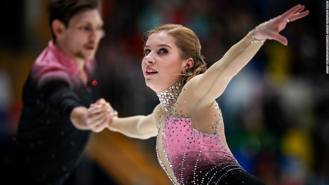 Ekaterina Alexandrovskaya: Olympics figure skater dies at 20