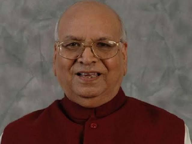 Madhya Pradesh Governor Lalji Tandon passes away at 85