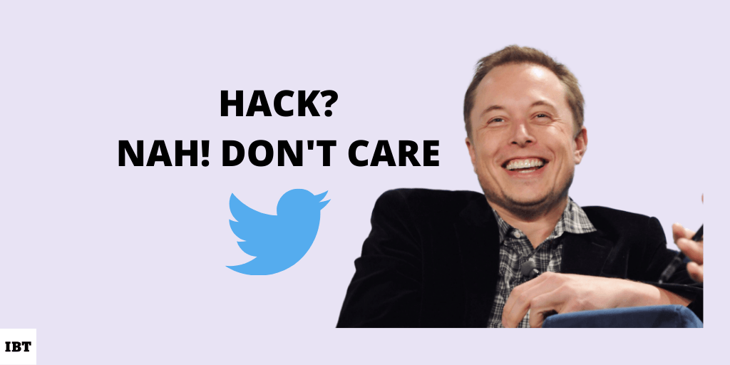 Twitter DMs of Elon Musk full of memes; no business risk if hacked