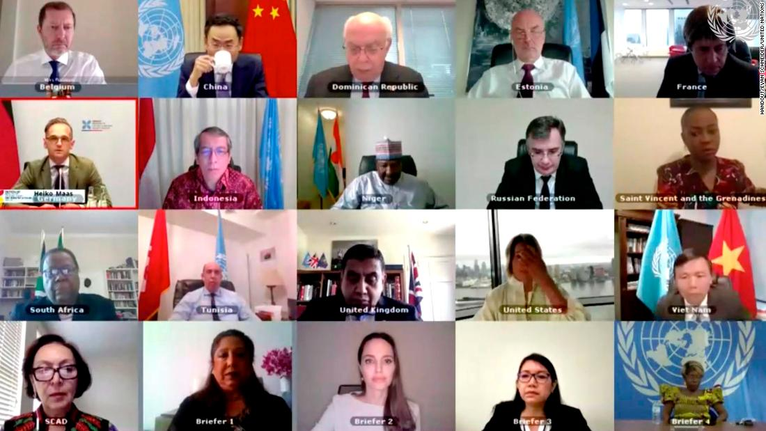 How UN diplomats negotiate remotely in the age of Covid-19