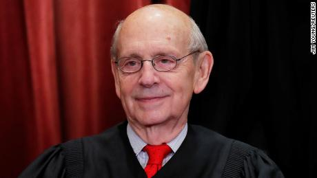 Breyer: 'Politics goes out the window' once justices join the Supreme Court