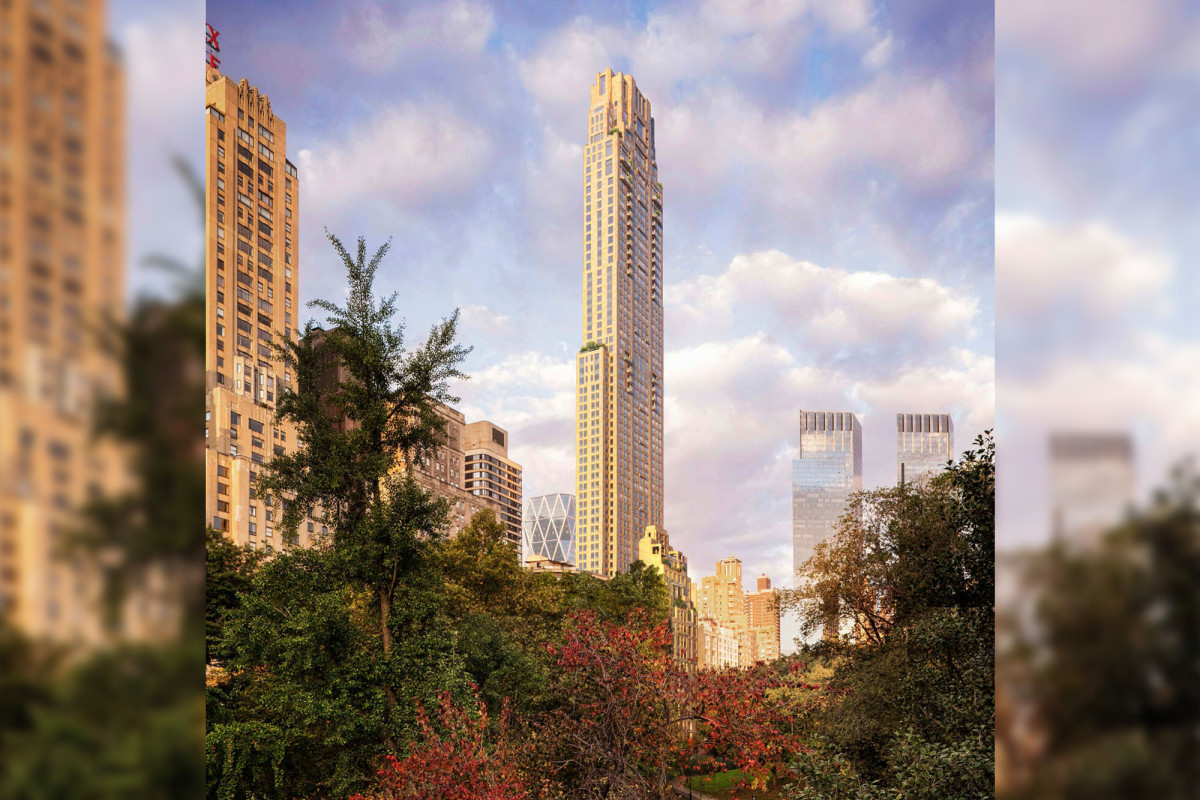 220 Central Park South penthouse sells for $102M