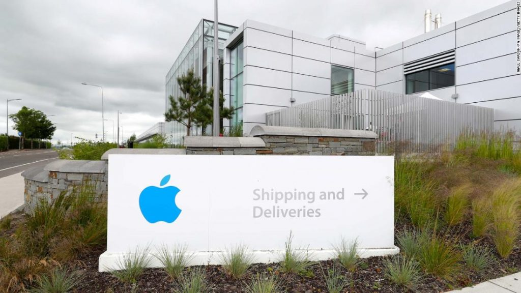 Apple wins enchantment from $15 billion EU tax monthly bill