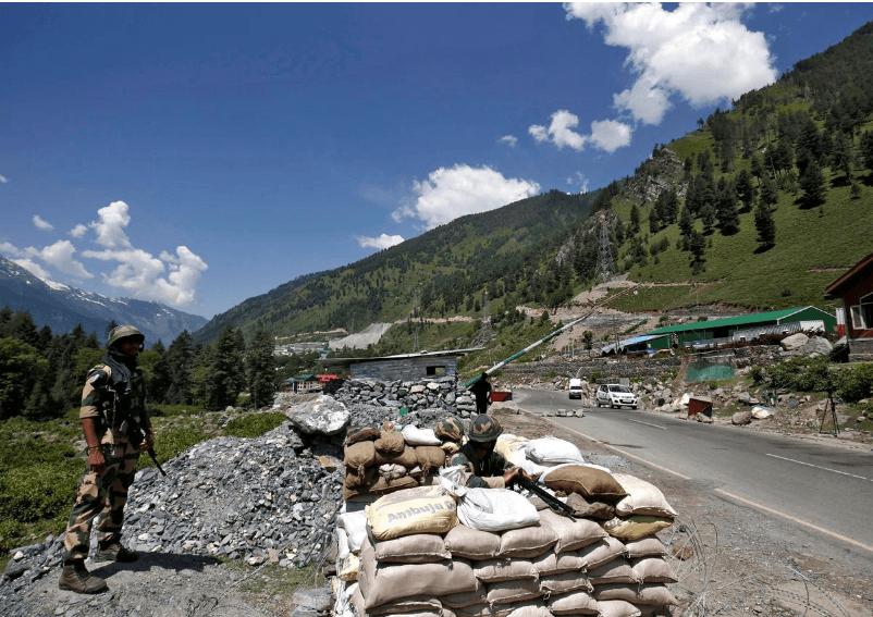 Armies of India, China discuss de-escalation on Ladakh border