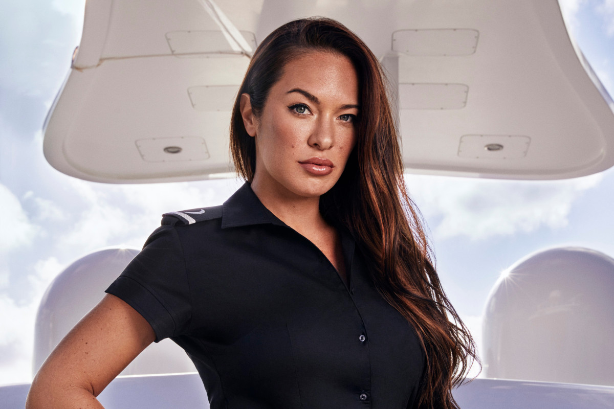 'Below Deck Med' star Jessica More shares her on-board beauty routine