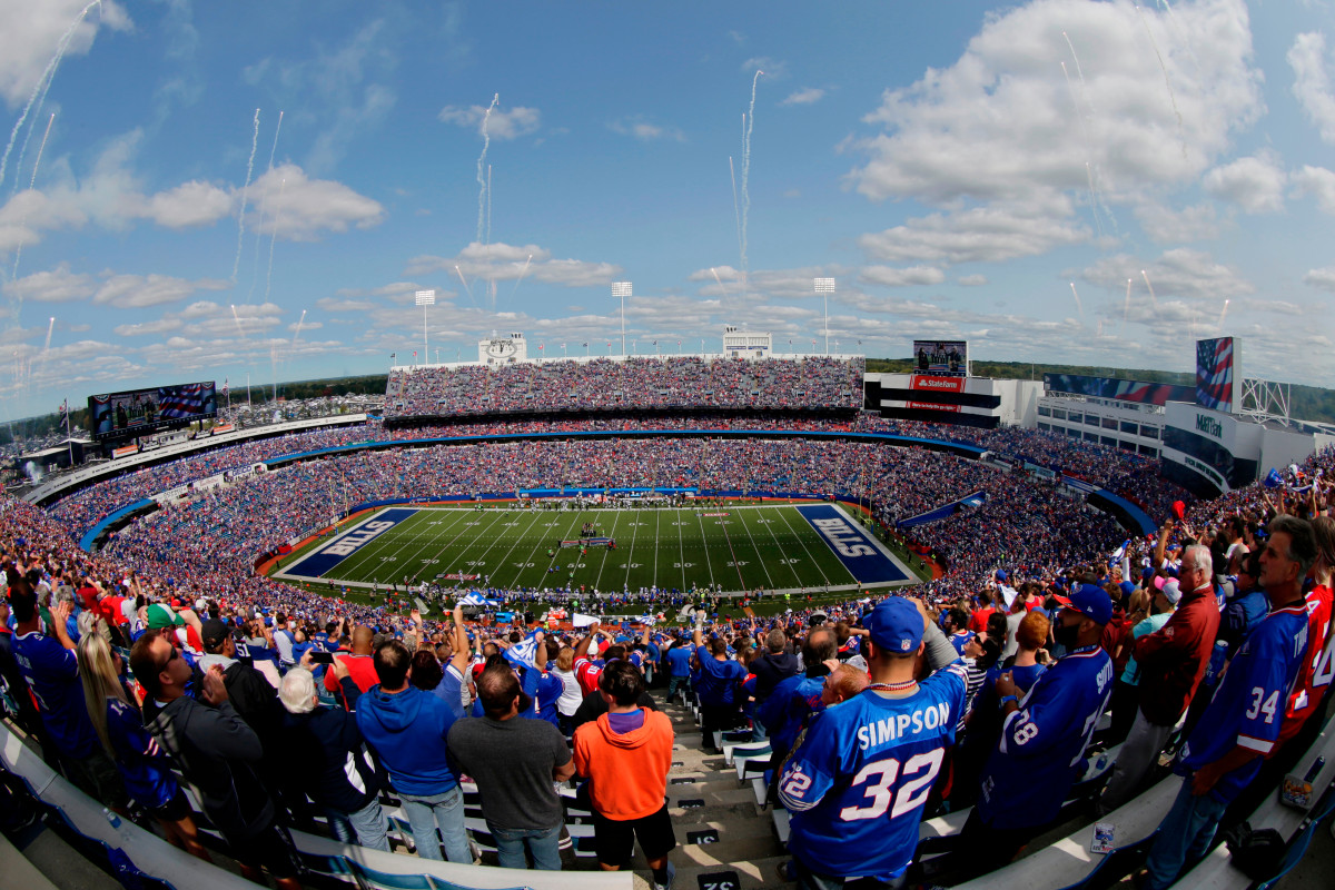 Bidet maker Tushy wants to rename Buffalo Bills' stadium