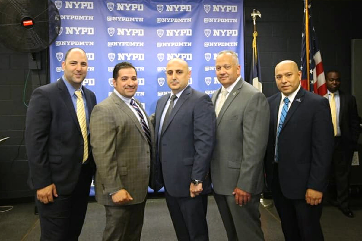 Blue Lives Matter NYC raises $27K for detective to help wife's cancer