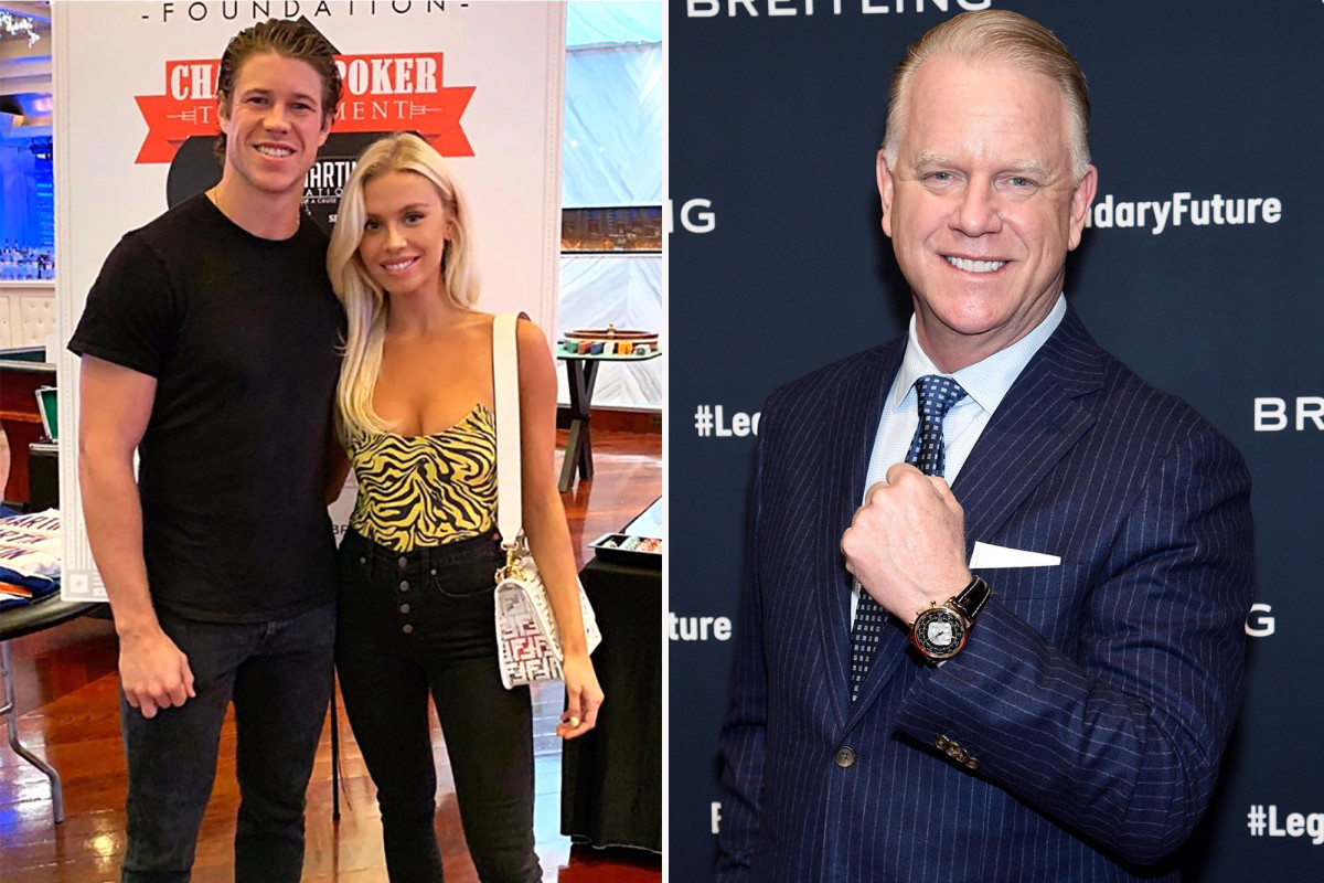 Boomer Esiason determined to turn granddaughter into Rangers fan