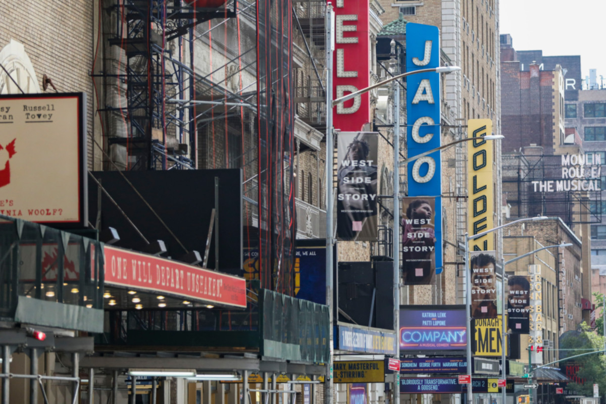 BriteShot hopes backstage decontamination tech will help Broadway bounce back