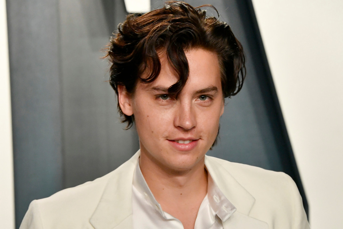Cole Sprouse returns to Instagram after 'mental health break'