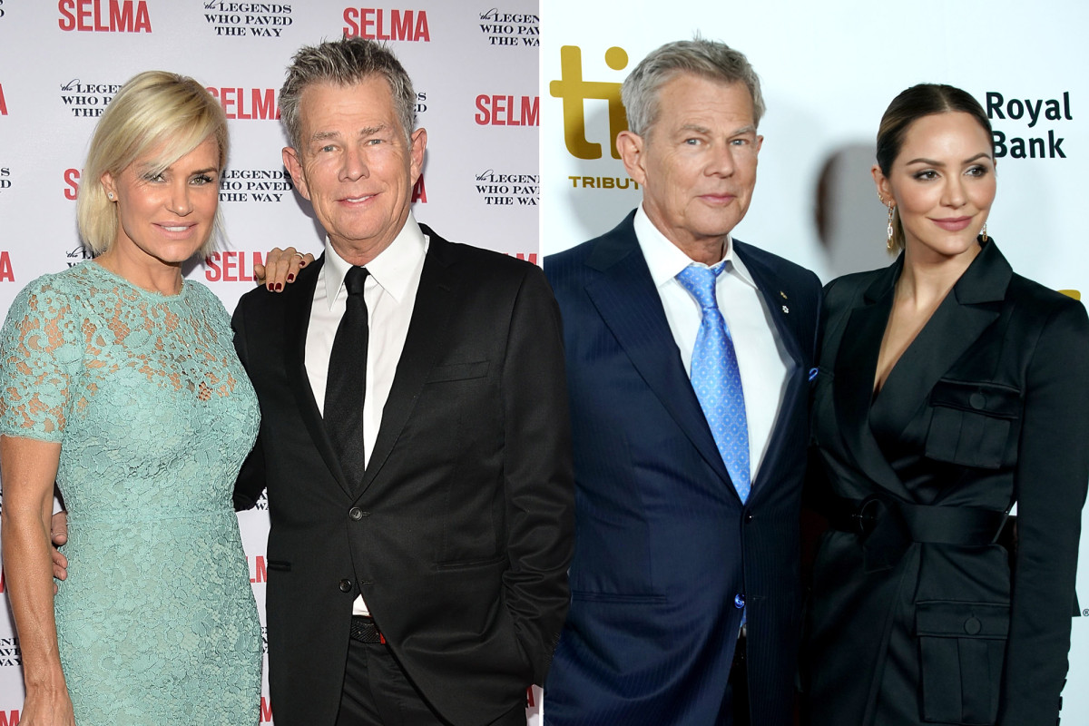 David Foster 'will never disclose' why he divorced Yolanda Hadid