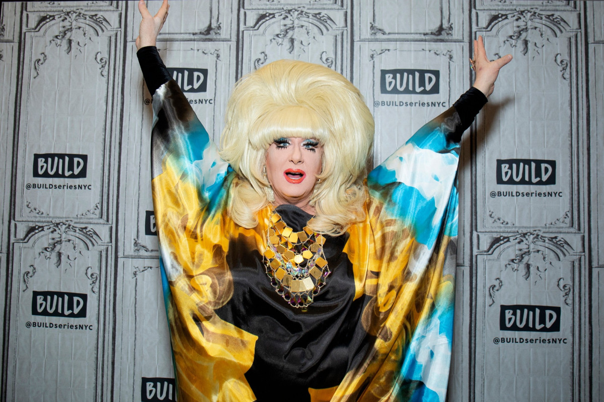 Drag queen icon Lady Bunny isn't worried about cancel culture