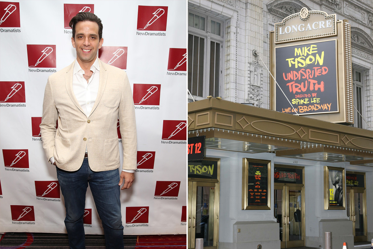 Fans create petition to rename NYC's Longacre Theatre after Nick Cordero
