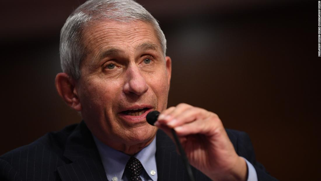 Fauci testifies in Congress about Covid-19 response