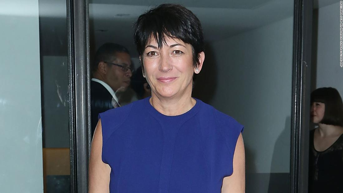Ghislaine Maxwell requests bail as she awaits trial