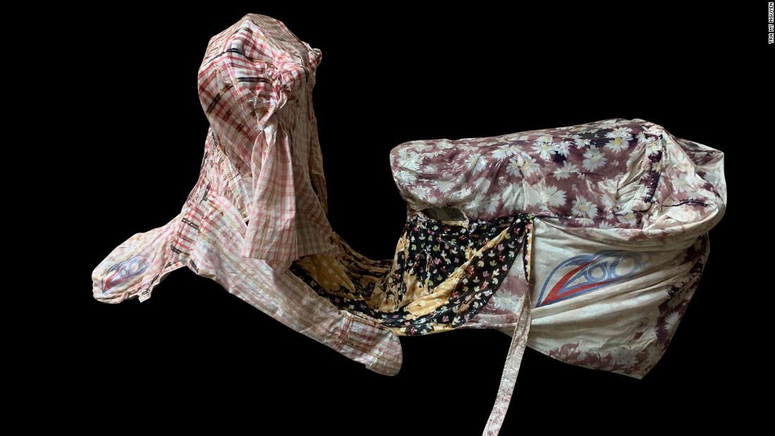 Graduate fashion designer accuses Balenciaga of stealing her idea