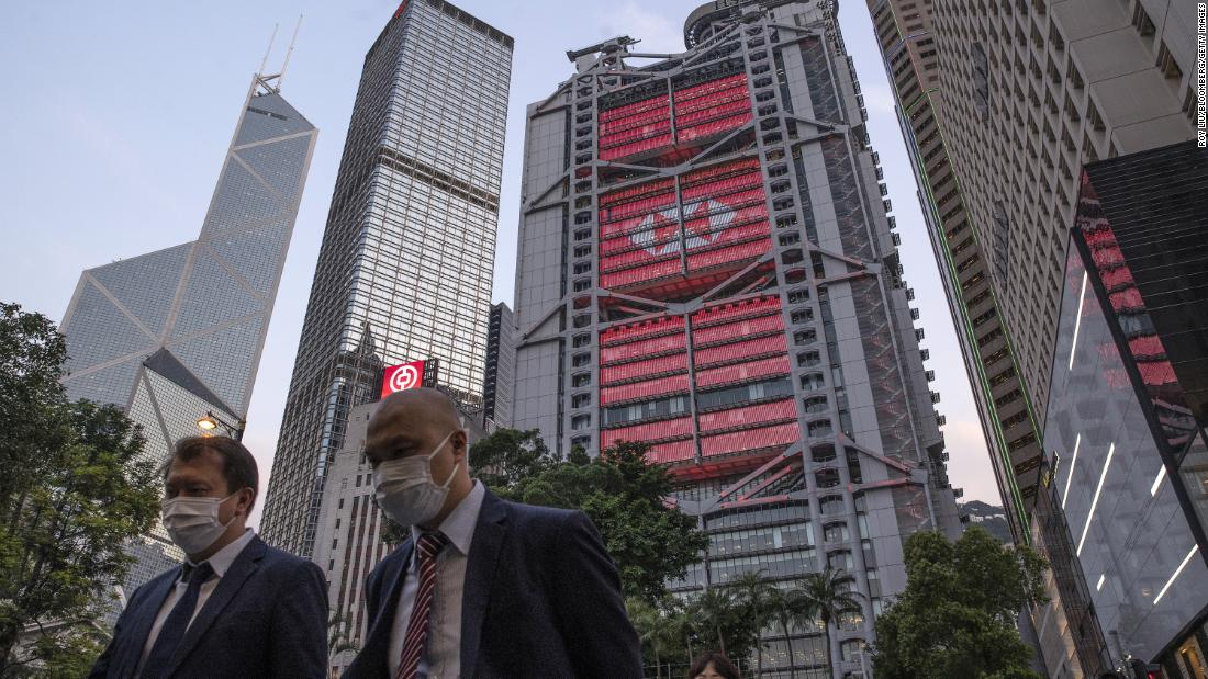 HSBC may have to choose between East and West as China tightens grip on Hong Kong