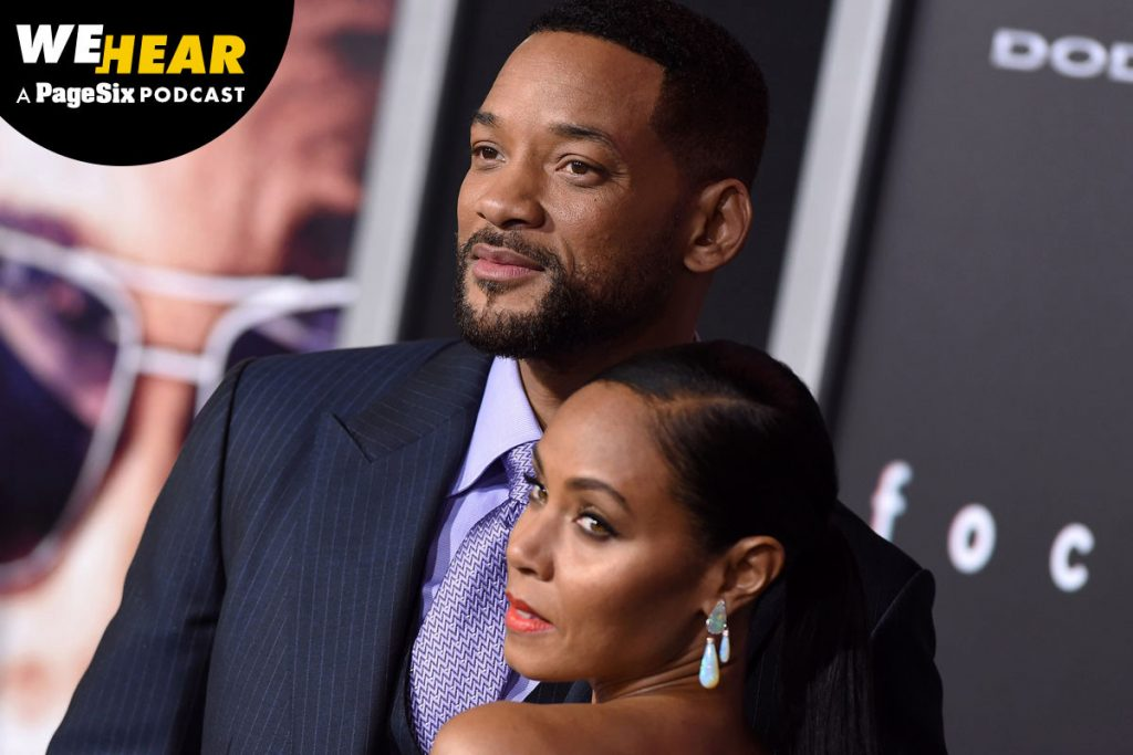 Had been Will and Jada keeping again during their 'Red Table Talk'?