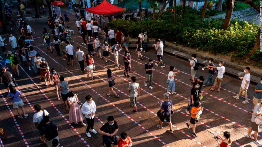 Hong Kong security legislation: China states suggests 600,000 individuals may perhaps have broken it