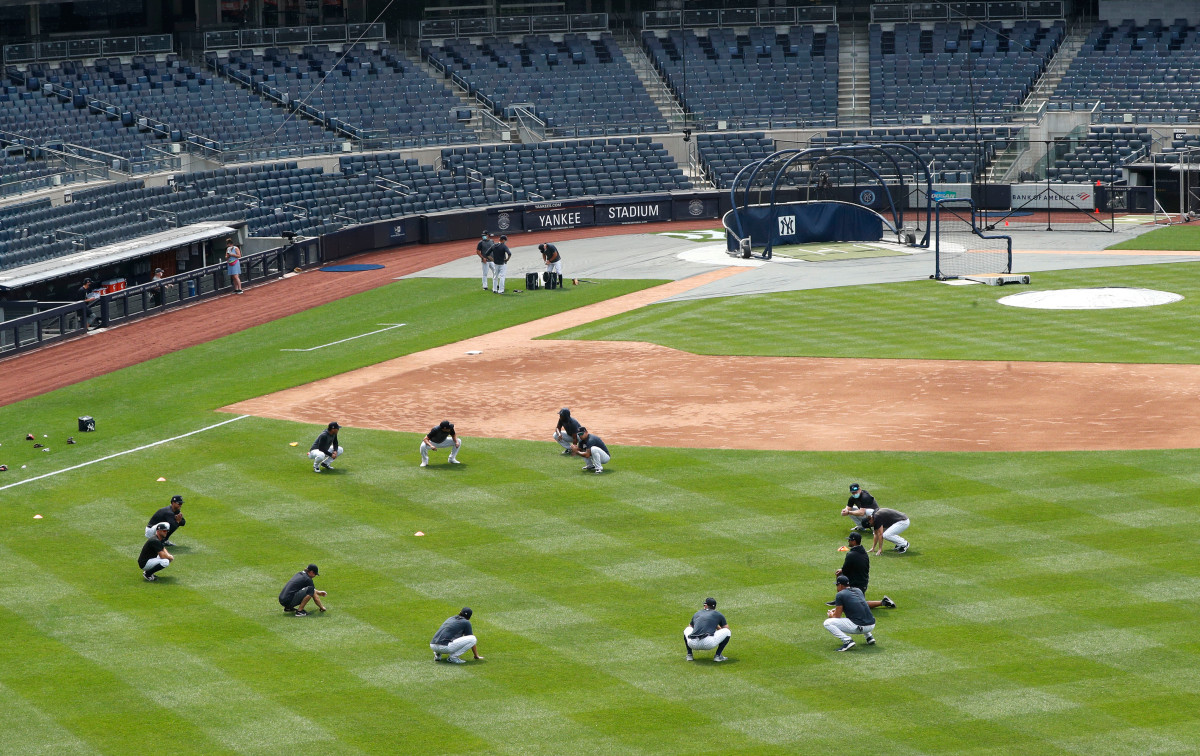 How Yankees are looking to bring the noise
