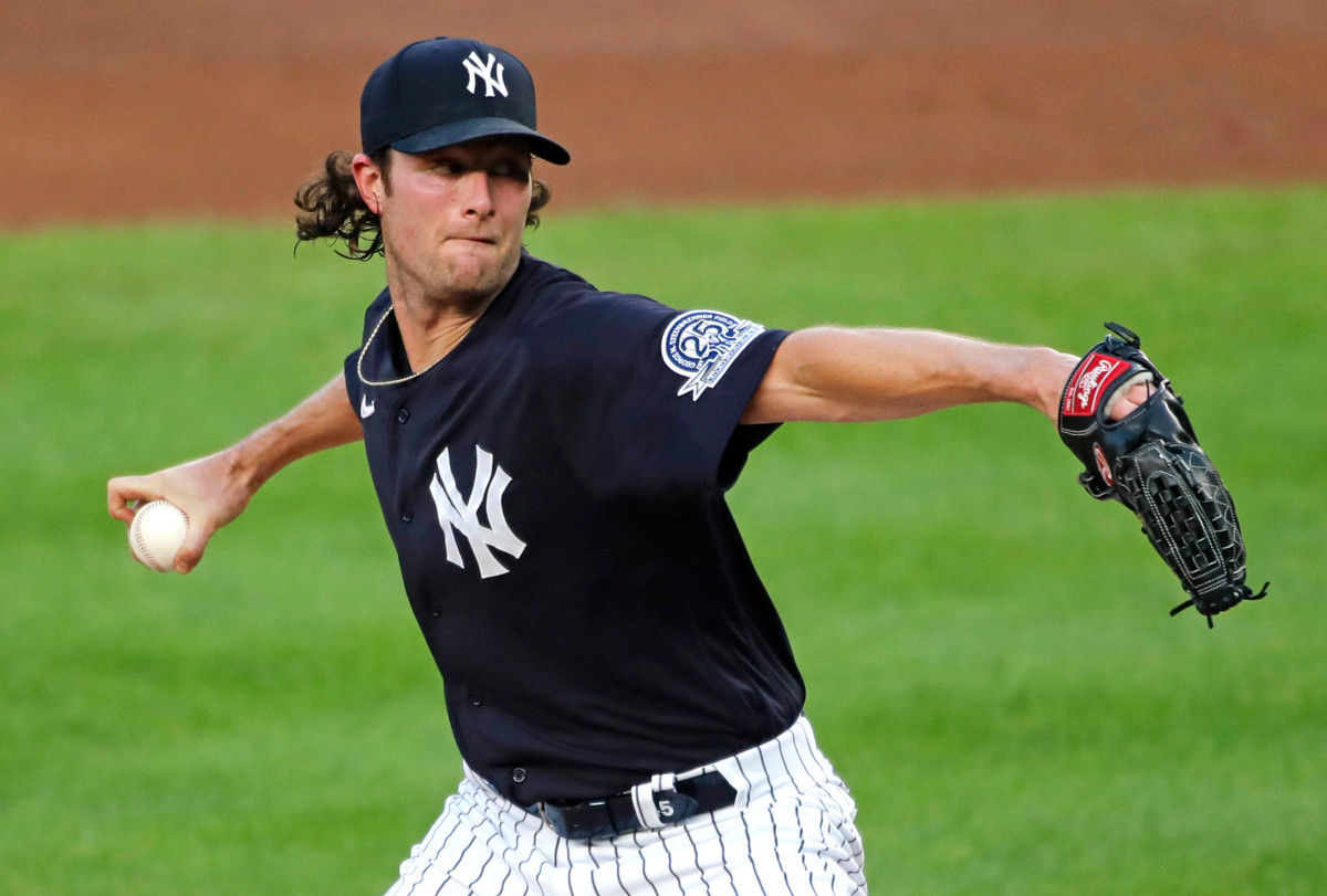It's finally about to get real for Yankees' Gerrit Cole